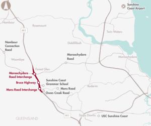 Maroochydore Road Interchange Project