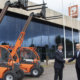 Ausa & JLG sign agreement