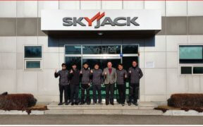 Skyjack in South Korea